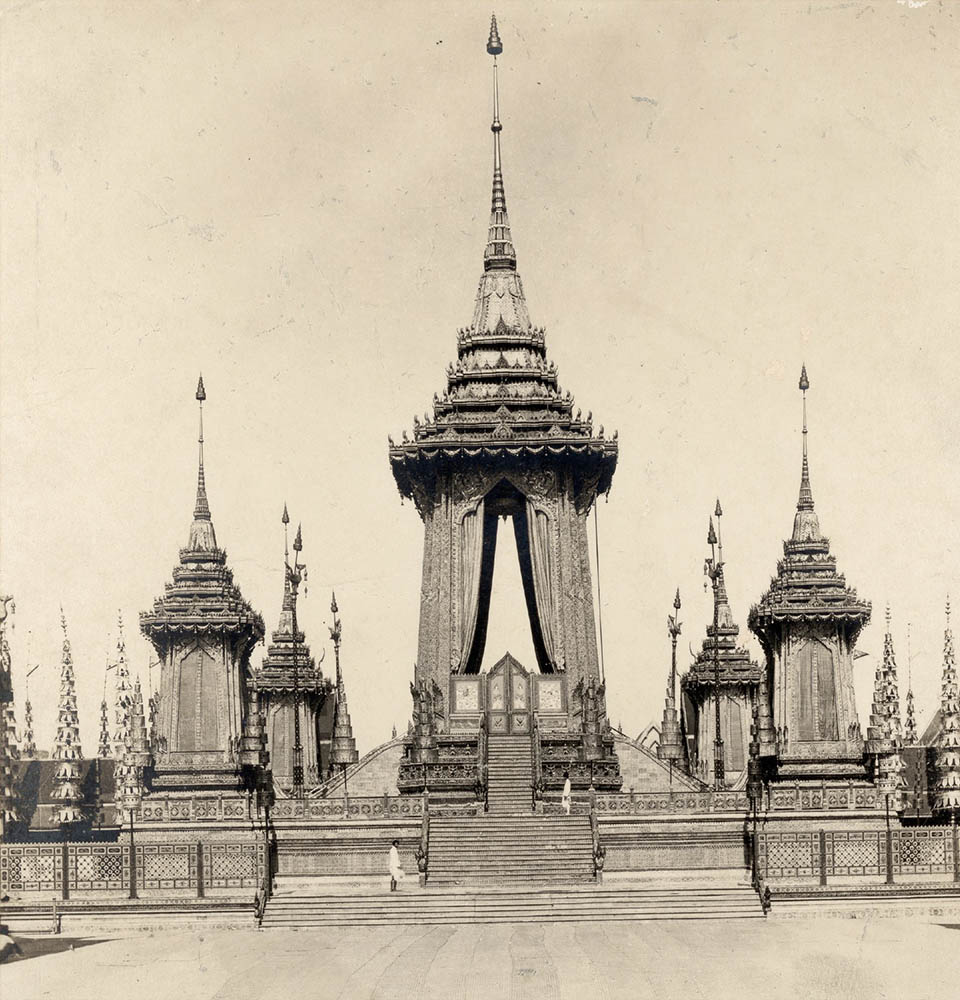 The Phra Meru Mas for King Rama V